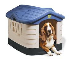 Insulated Heated Air Conditioned Dog Houses - COZY COTTAGE