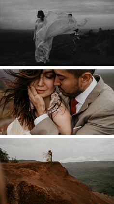 Kauai truly is the best place for elopements due to its gorgeous landscapes and endless beauty. From Na Pali Coast to Waimea Canyon, I can't get enough. Pre Wedding Videos, Pre Wedding Poses, Wedding Couple Poses Photography, Couple Photoshoot Poses, Pre Wedding Photoshoot, Wedding Portraits, Wedding Film, Elope Wedding, Elopement Wedding