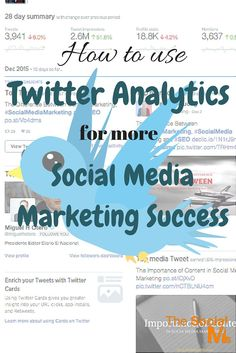 How to use Twitter Analytics for more Social Media Marketing Success (1)