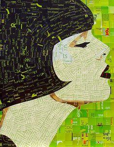 Unique Art Pieces by Sandhi Schimmel Gold | Inspiration Grid | Design Inspiration