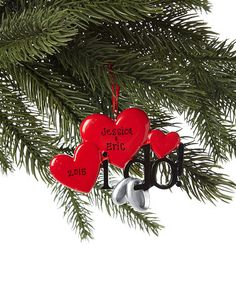 Look what I found on #zulily! 'I Do' Marriage Personalized Ornament #zulilyfinds