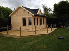 Homey Mini Log Cabin For $8000