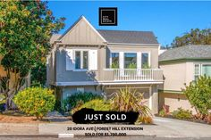 JUST SOLD for $1,780,000! Thankful to close escrow yesterday on this gorgeous home in Forest Hill Extension. My buyer fell in-love with this detached 3 bedroom/2 bath home the second he walked into it. It has the perfect flow of indoor outdoor living, modern kitchen and baths, an array of custom closets, a solarium, walk-out deck, lovely backyard and lush landscaping in the front and side yards. Forest Hill, Side Yards, Custom Closets, Walk Out, Indoor Outdoor Living, Kitchen And Bath, Baths, Lush, Extensions