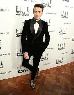 Nick Grimshaw - ELLE Style Awards 2014 | ELLE UK