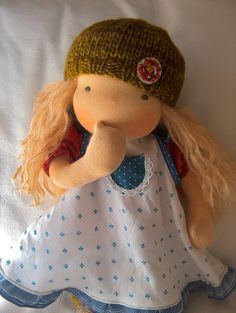 Hey, I found this really awesome Etsy listing at https://www.etsy.com/listing/161746236/organic-waldorf-doll-14-inch-35-cm