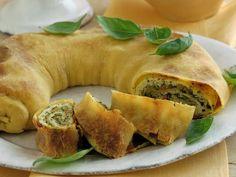 Ricetta Strudel di zucchine, ricotta e basilico   Donna Moderna