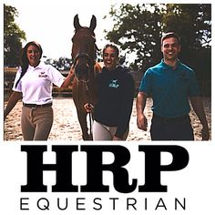 HRP Equestrian. Home of Unique Luxury Equestrian equipment. Including the revolutionary HRP WING Saddle Pads™.