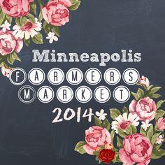 Live & Love Minneapolis: Minneapolis Farmers Markets