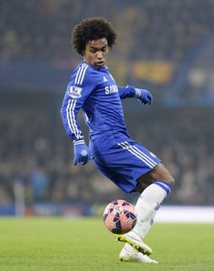 WILLIAN CHELSEA FC