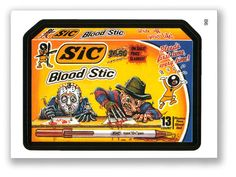 Horror wacky packages | Horror icons Freddy and Jason get immortalized as a Wacky Packages ...