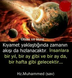 Kıyamet günü Religion, Muhammed Sav, Allah Love, Interesting Information, Allah Islam, Wtf Fun Facts, Quotes About God, Famous Quotes, Word Of God