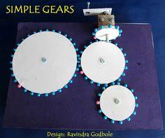 Build a simple gear set!