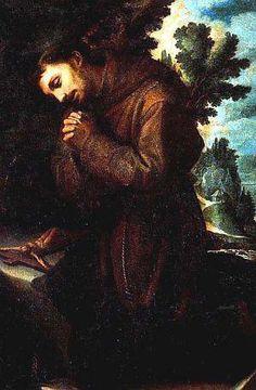 São Francisco de Assis, Religioso