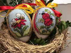 Ostereier Easter Eggs