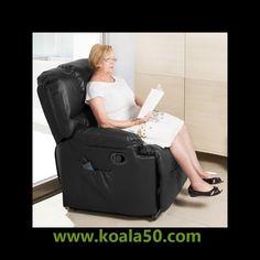 Sillón Relax Masajeador Craftenwood 6001 - 154,31 €  ¡Ponte cómodo y disfruta de un buen masaje conel sillón relax masajeador Craftenwood 6001! Perfectopara descansar y relajarse masajeando lazona de los hombros, espalda, asiento y...  http://www.koala50.com/sillones-de-relax/sillon-relax-masajeador-craftenwood-6001