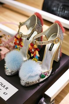 Dolce&Gabbana Fall 2016 #shoes