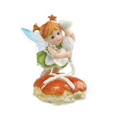 kitchen fairies | KITCHEN FAIRIES - ICED BUN FAIRIE