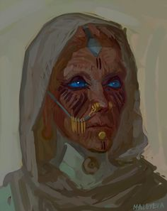 Secrets of Dune Dune Frank Herbert, Dune Art, Character Art, Character Design, Perspective Art, Science Fiction Art, High Art, Fantasy Illustration, Tattoo