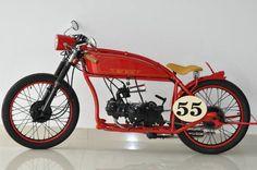 Small Motorcycles, Vintage Motorcycles, Skyteam Ace, 125cc, Street Tracker, Mini Bike, Kawasaki Ninja, Bobber, Motorbikes