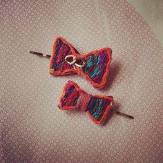 Ribbon Pin