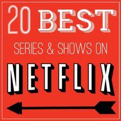 for a new show in Netflix? Here is a list of 20 of the BEST Series and Shows currently available on Netflix!Looking for a new show in Netflix? Here is a list of 20 of the BEST Series and Shows currently available on Netflix! Best Series On Netflix, Netflix Shows To Watch, Tv Series To Watch, Movies To Watch, Good Movies, Lds Movies, Best Tv Shows, New Shows, Movies And Tv Shows