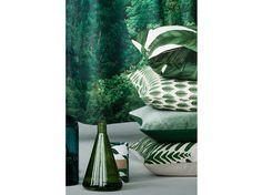 9.arredare-con-le-palme-jungle-style-cuscini-foglie-varie-dimensioni-velluto-verde