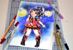 AKB48 Girl by Lighane on DeviantArt