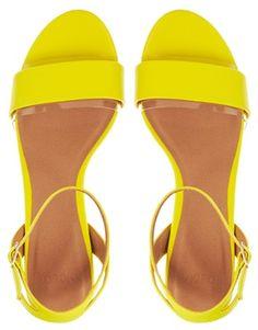 comfy sandals for summer! ASOS