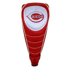 McArthur Sports MLB Shaft Gripper Golf Driver Headcover - Cincinnati Reds