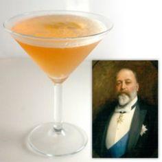 Prince of Wales Cocktail, #stepbystep