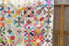 x and + quilt | a quilt is nice