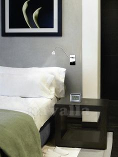 Choose LED light for reading in bed! With this wall light you'll want more books than ever :) House Inside, Wall Lights, Lighted Bathroom Mirror, Wall Mounted Bedside Lights, Wall Mounted Reading Lights, Bedside Reading Light, Led Wall Lights, Home Decor, Indoor Wall Lights