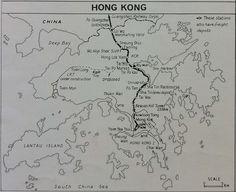 Image Result For Shenzhen Map Tourist