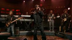 Richard Ashcroft & The Roots - This Thing Called Life (LIVE) - YouTube