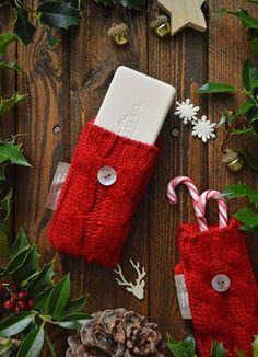 Edição especial de sabonetes Castelbel Malhas de Natal | Castelbel Knitted aromatic soaps