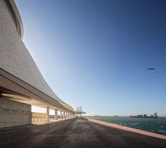 Terminal de Cruzeiros de Leixões,© Fernando Guerra | FG+SG