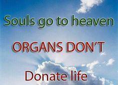 Souls Go To Heaven