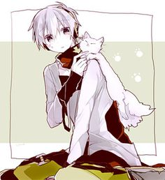 Kagerou Project (Mekakucity Actors) Konoha