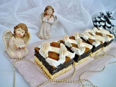Rákóczi mákos Oreo Cupcakes, Cake Cookies, Hungarian Recipes, Hungarian Food, Vanilla Cake, Cookie Recipes, Waffles, Caramel, Cheesecake