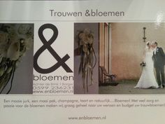 Wedding flowers trouwen bruidsboeket