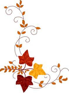 pumpkin vine border vector art art illustrations and royalty rh pinterest com Autumn Acorn Clip Art Snoopy Autumn Clip Art