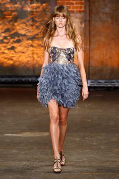 Christian Siriano Spring 2012 Ready-to-Wear Fashion Show