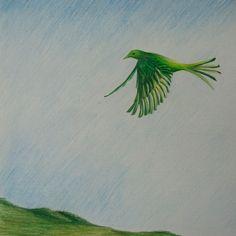 BirdLand 18x18