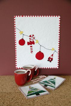 Crafty Garden Mom: 12 Days of Best Christmas Quilts Blog Tour