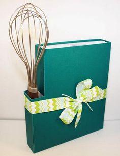 Shoebox Crafts : DIY  Brownie Box!