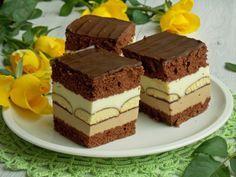 Mleczne ciasto z czekoladą i biszkoptami | KuchniaMniam Food Cakes, Graham Crackers, No Cook Meals, Tiramisu, Cake Recipes, Food And Drink, Sweets, Cookies, Ethnic Recipes