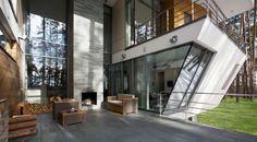 Beautiful Mountain House Design Ideas On Pinterest Mountain Houses