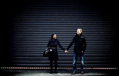 Central London Engagement Photography