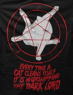 I got my kid this t-shirt - drives her religious grandparents crazy! lol