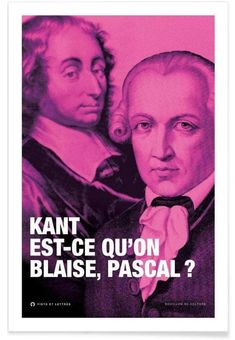 Kant - Fists Et Lettres - Affiche premium Art Mural, Virtual Private Server, Funny Bunnies, Print Pictures, Haha, Campaign, Culture, Funny Photos, Letters